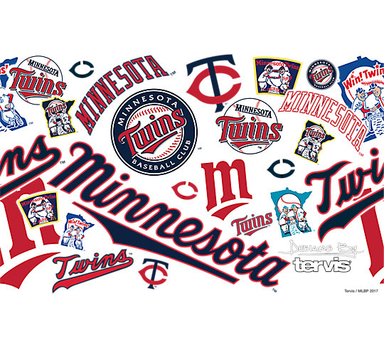 MLB® Minnesota Twins™ All Over image number 1