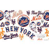 MLB® Stainless Steel Tumbler, New York Mets™