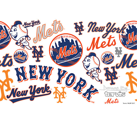 MLB® New York Mets™ All Over image number 1