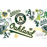 MLB® Stainless Steel Tumbler, Oakland Athletics™