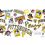 MLB® Stainless Steel Tumbler, Pittsburgh Pirates™