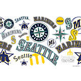 MLB® Stainless Steel Tumbler, Seattle Mariners™