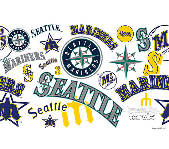 MLB® Seattle Mariners™ All Over image number 1