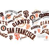 MLB® Stainless Steel Tumbler, San Francisco Giants™
