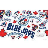 MLB® Stainless Steel Tumbler, Toronto Blue Jays™ All Over