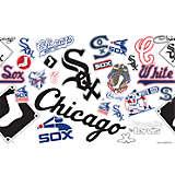 MLB® Stainless Steel Tumbler, Chicago White Sox™ All Over