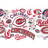 MLB® Stainless Steel Tumbler, Cincinnati Reds™