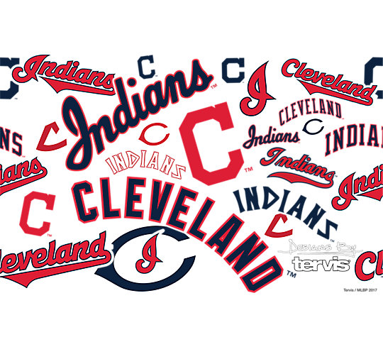 MLB® Cleveland Indians™ All Over image number 1