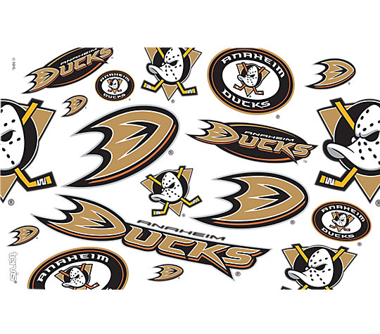 NHL® Anaheim Ducks® All Over image number 1