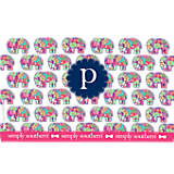 INITIAL - P Simply Southern® Elephant