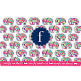 INITIAL - F Simply Southern® Elephant