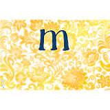 INITIAL-M Blooming