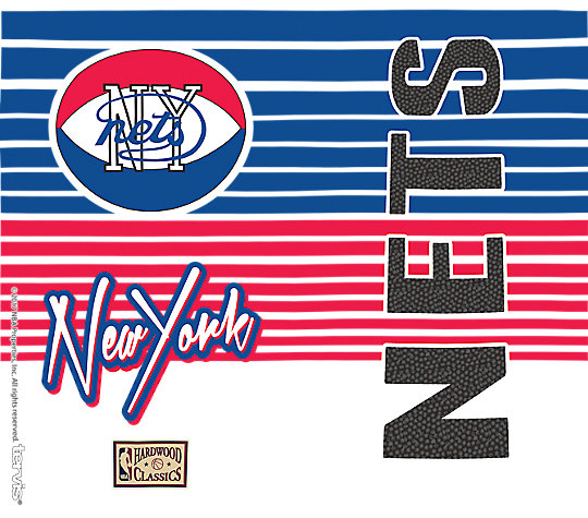 NBA® Brooklyn Nets Old School image number 1
