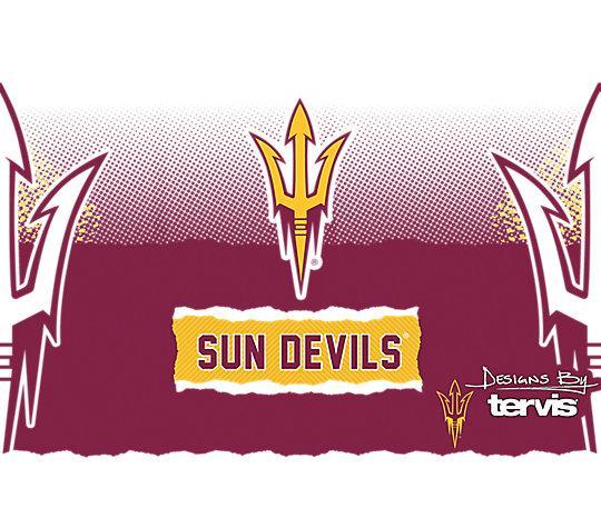 Arizona State Sun Devils Knockout image number 1