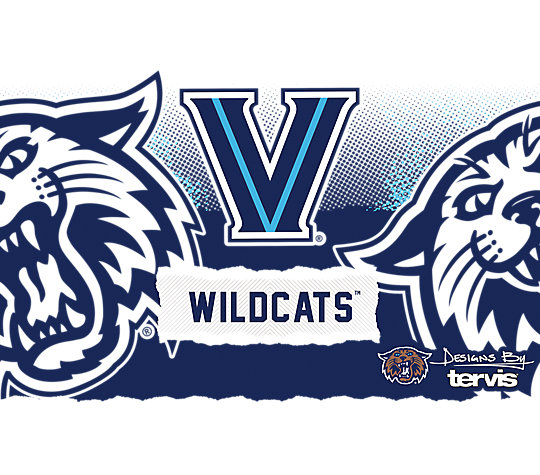 Villanova Wildcats Knockout image number 1