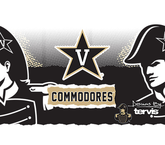 Vanderbilt Commodores Knockout image number 1