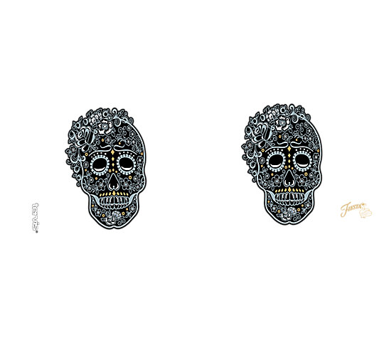 Fiesta® - Skull and Vine image number 1