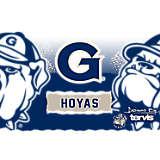 Stainless Steel Tumbler, Georgetown Hoyas