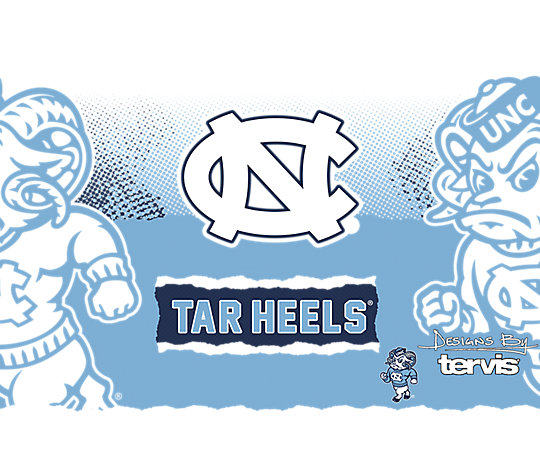 North Carolina Tar Heels Knockout image number 1