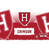 Stainless Steel Tumbler, Harvard Crimson