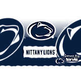 Stainless Steel Tumbler, Penn State Nittany Lions