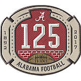 Alabama Crimson Tide 125th Anniversary Flex