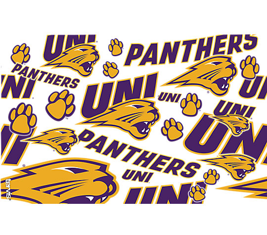 Northern Iowa Panthers All Over image number 1