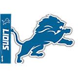 NFL® Detroit Lions Colossal