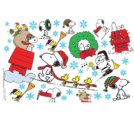 Peanuts™ - Christmas Collage image number 1