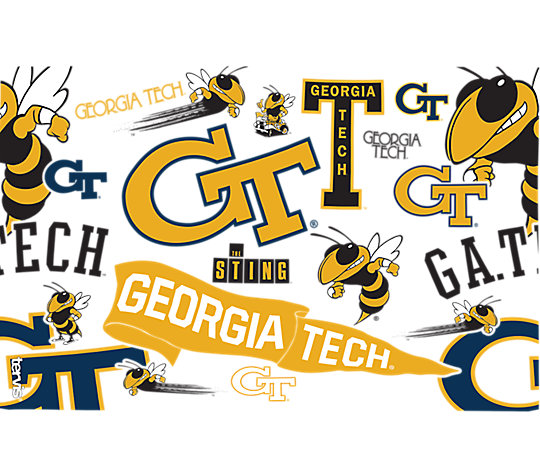 Georgia Tech Yellow Jackets All Over