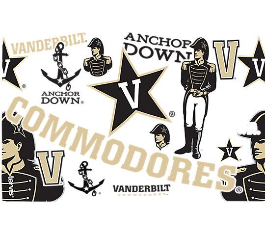 Vanderbilt Commodores All Over image number 1