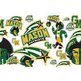 George Mason Patriots All Over