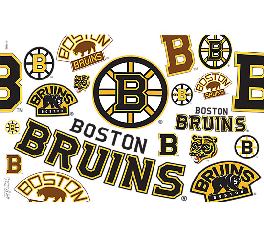 NHL® Boston Bruins® All Over image number 1