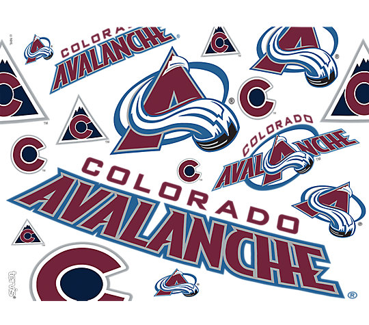 NHL® Colorado Avalanche® All Over image number 1
