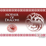 Stainless Steel Tumbler, Game of Thrones™ - Mother of Dragons