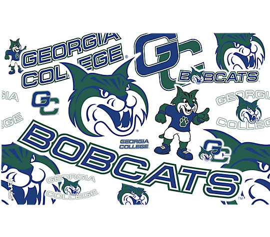 Georgia College Bobcats All Over image number 1
