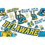 Delaware Blue Hens All Over