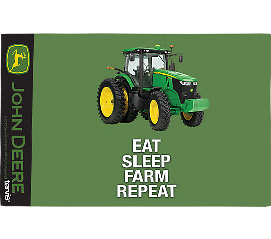 John Deere - Colossal Tractor