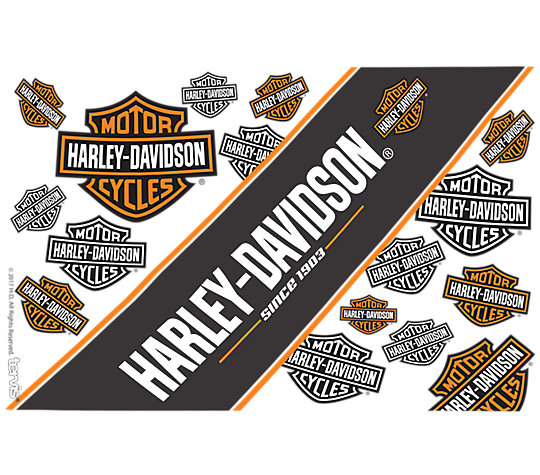 Harley-Davidson - Repeat Pattern image number 1