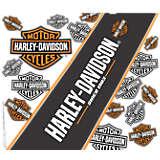 Harley Davidson - Repeat Pattern