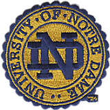 Notre Dame Fighting Irish Seal