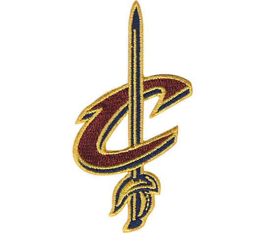 NBA® Cleveland Cavaliers Primary Logo image number 1