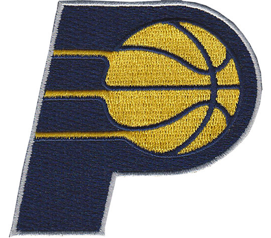 NBA® Indiana Pacers Primary Logo image number 1