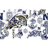 Navy Midshipmen All Over