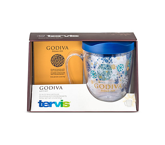Godiva Hot Chocolate Gift Set