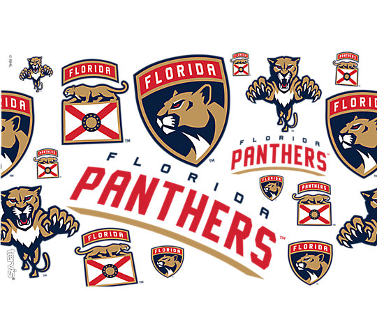 NHL® Florida Panthers® All Over image number 1