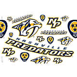 NHL® Nashville Predators® All Over