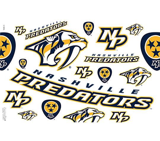 NHL® Nashville Predators® All Over image number 1