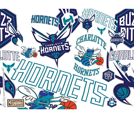NBA® Charlotte Hornets All Over image number 1