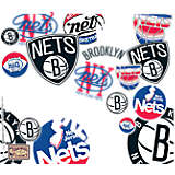 NBA® Brooklyn Nets All Over